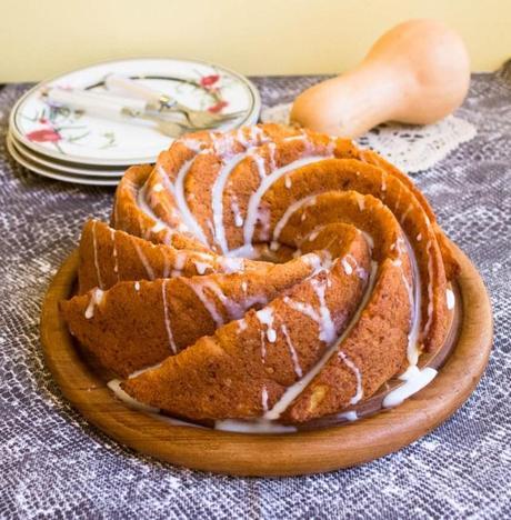 Butternut Squash Layer Cake Recipes