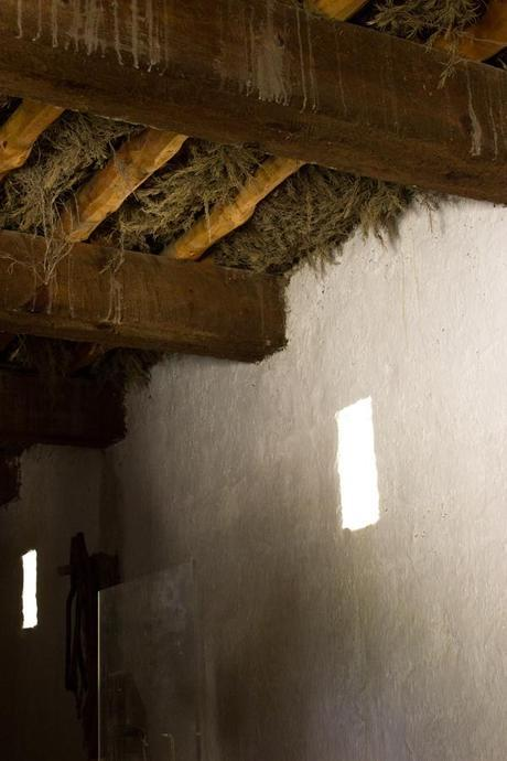 Interior of the Iberian houses