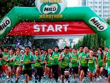 37th Milo Marathon Cebu 2013