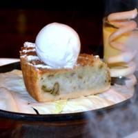 Banana & Walnut Pie On Sizzler