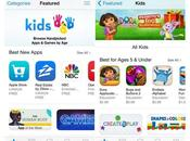 Apple Launches Special Section Store Kids