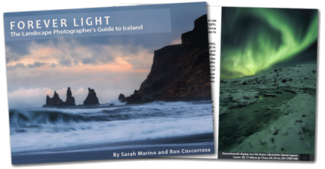 Forever Light, Iceland, travel guide, Dreamscapes, ebook