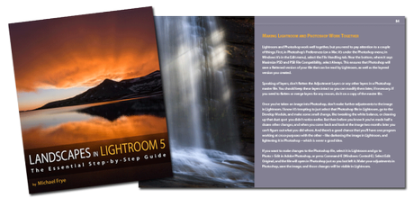 Landscape, Lightroom 5, Michael Frye, Dreamscapes, Ian Plant, ebook