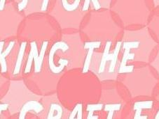 Getting Down Business: Craft Fairs