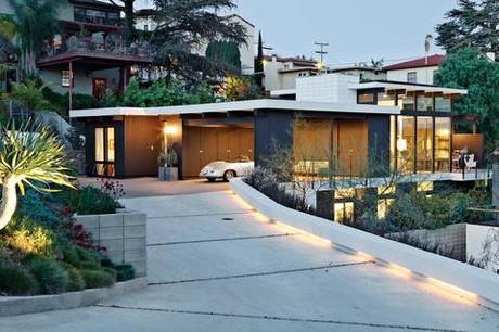6 modern homes in san diego paperblog for Modern homes san diego