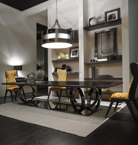My Selections From Fendi Casa 2013 Luxury Furniture