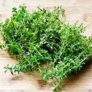 What Are The Health Benefits Of Using Thyme Herb?