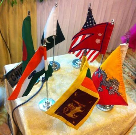 south-asia-flags
