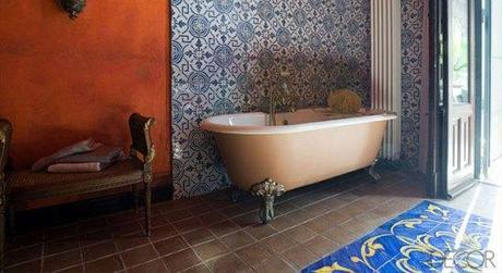 mediterranean bathroom design - Mediterranean Bathroom Design
