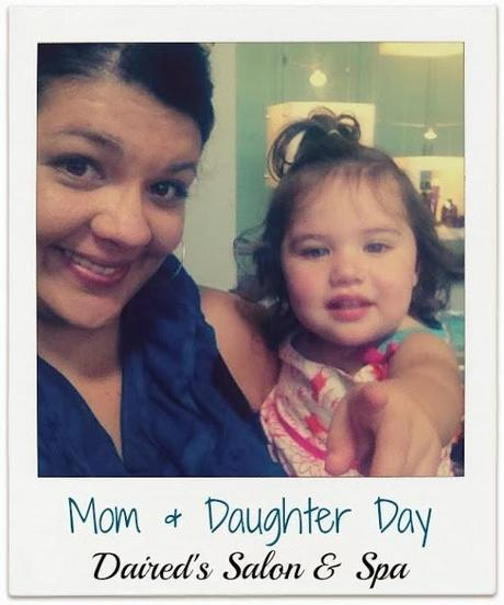 Mother-Daughter Day at Daired's Spa & Salon