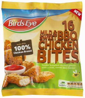 New Birds Eye Chicken Space Shapes & BBQ Chicken Bites
