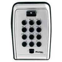 Never Be Locked Out Again with the Wall Mount Key Safe from Master Lock! #LSSS