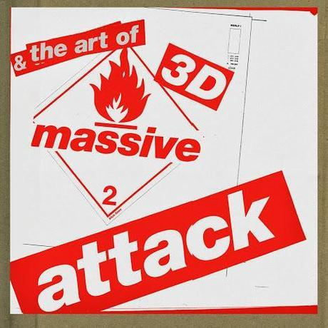 3D and the ART OF MASSIVE ATTACK: : Book and Boxed Set