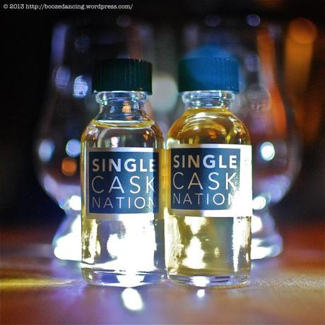 Single Cask Nation Samples