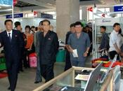 DPRK Premier Visits Autumn International Trade Fair