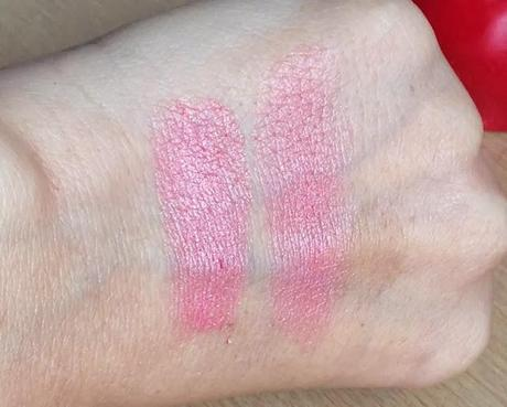 HD Brows Blusher in 2 Swatches