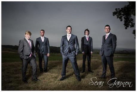 Notley Abbey Wedding Photographs 003