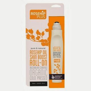 RosehipPLUS Rosehip Oil Roll-On: Now This One Is Special!