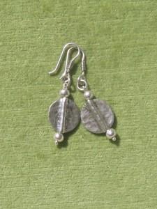 Photo Syrian earrings