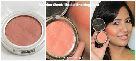 Colorbar Cheek Illusion Blush Bronzing Blaz