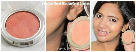 Colorbar Cheek Illusion Blush Coral Craving