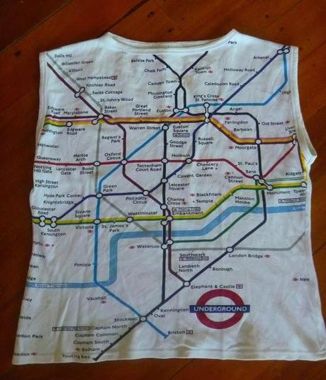 I See London, I See France ...