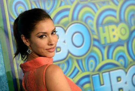 Janina Gavankar HBO Emmys Party 2013 Michael Buckner Getty 3