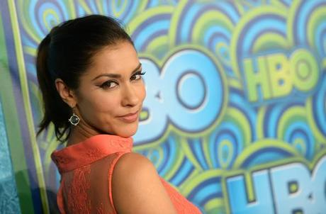Janina Gavankar HBO Emmys Party 2013 Michael Buckner Getty 2