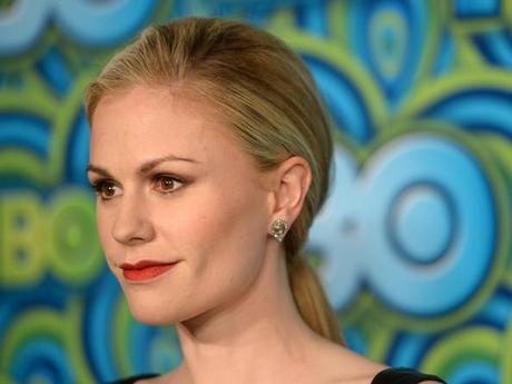 Anna Paquin HBO Emmys Party 2013 Michael Buckner Getty 2