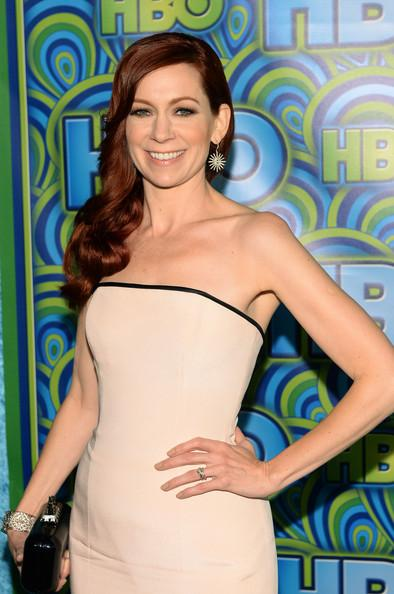 Carrie Preston HBO Emmys Party 2013 Michael Buckner Getty