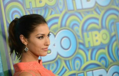 Janina Gavankar HBO Emmys Party 2013 Michael Buckner Getty