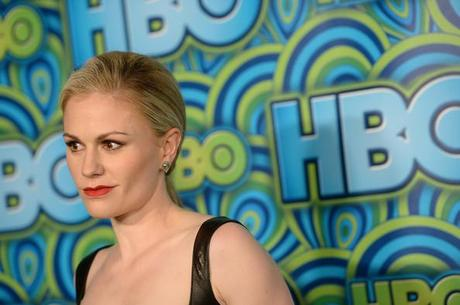 Anna Paquin HBO Emmys Party 2013 Michael Buckner Getty