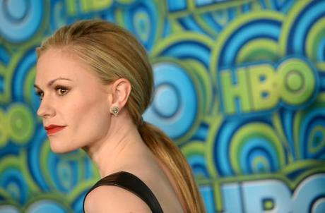 Anna Paquin HBO Emmys Party 2013 Michael Buckner Getty 3