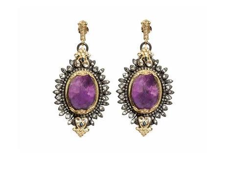 Armenta statement earrings