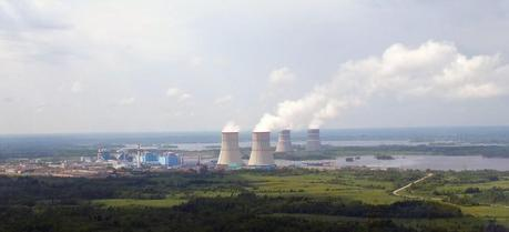 Kalinin Nuclear Power Plant in Russia. (Credit: Conleth Brady / IAEA)