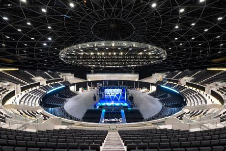 Rod Stewart To Open The New Sse Hydro In Scotland Designed