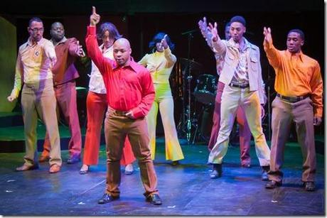 Review- It's All-Right To Have a Good Time: The Story of Curtis Mayfield (Black Ensemble Theater)