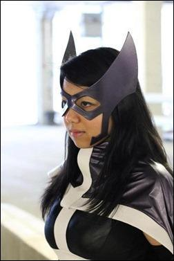 Anna S as The Huntress (photo by StealthBuda)