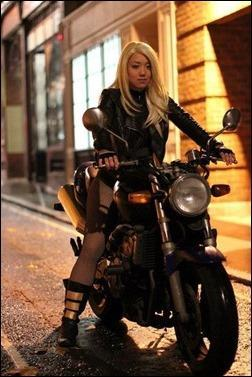 Anna S as Black Canary (photo by StealthBuda)