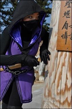 Anna S - Assassin's Creed cosplay (photo by Emma Sheldrick)