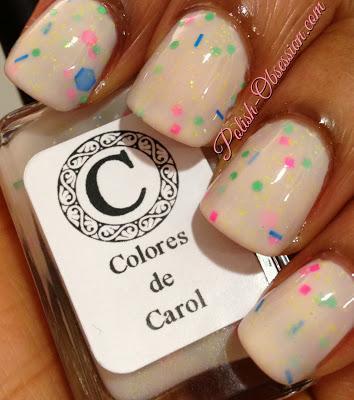 Colores de Carol - Swatches & Review