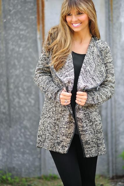 {Fall Trends} Sweaters & Cardigans