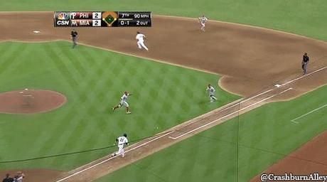 C.B. Bucknor Really Blew This Call The Other Night