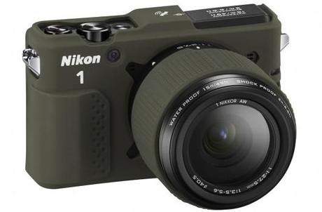 Adventure Tech: Nikon 1 AW1 Ruggedized Interchangeable Lens Camera