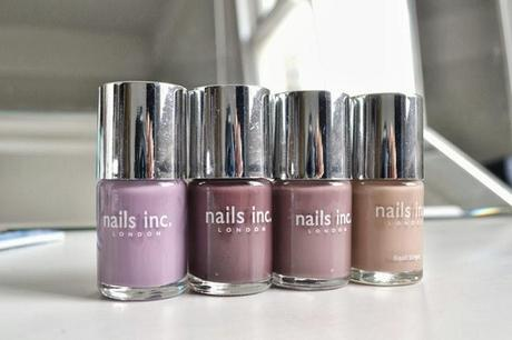Nails | Muted Shades for Autumn