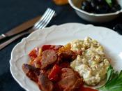 Lamb with Vegetables Aubergine Sauce/ Hunkar Begendi/ Баранина Овощами Соусом Баклажана