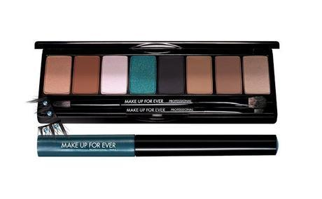 Beauty Flash: Make Up Forever Blue Sepia Collection