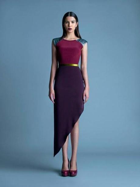 First Look: Dima Ayad Autumn/Winter 2013 Collection