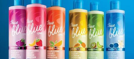 Beauty Flash: Bath & Body Works True Blue Spa Shower Smoothies