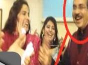 Dean Punjab University Dancing with Female Teachers Private Party Caught Camera